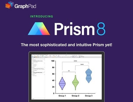 GraphPad Prism 9.0.0.121 Crack with Serial Key Free Download 2021