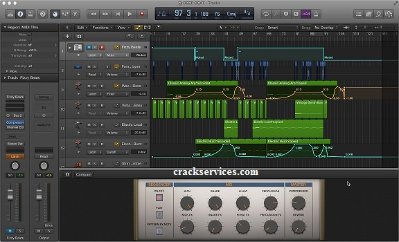 Logic Pro X 10.6.1 Crack With Torrent 2021 Free Download [Mac+Win]