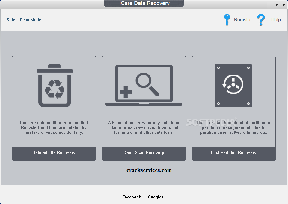 iCare Data Recovery Pro 8.3.0 Crack + License key Download [2021]