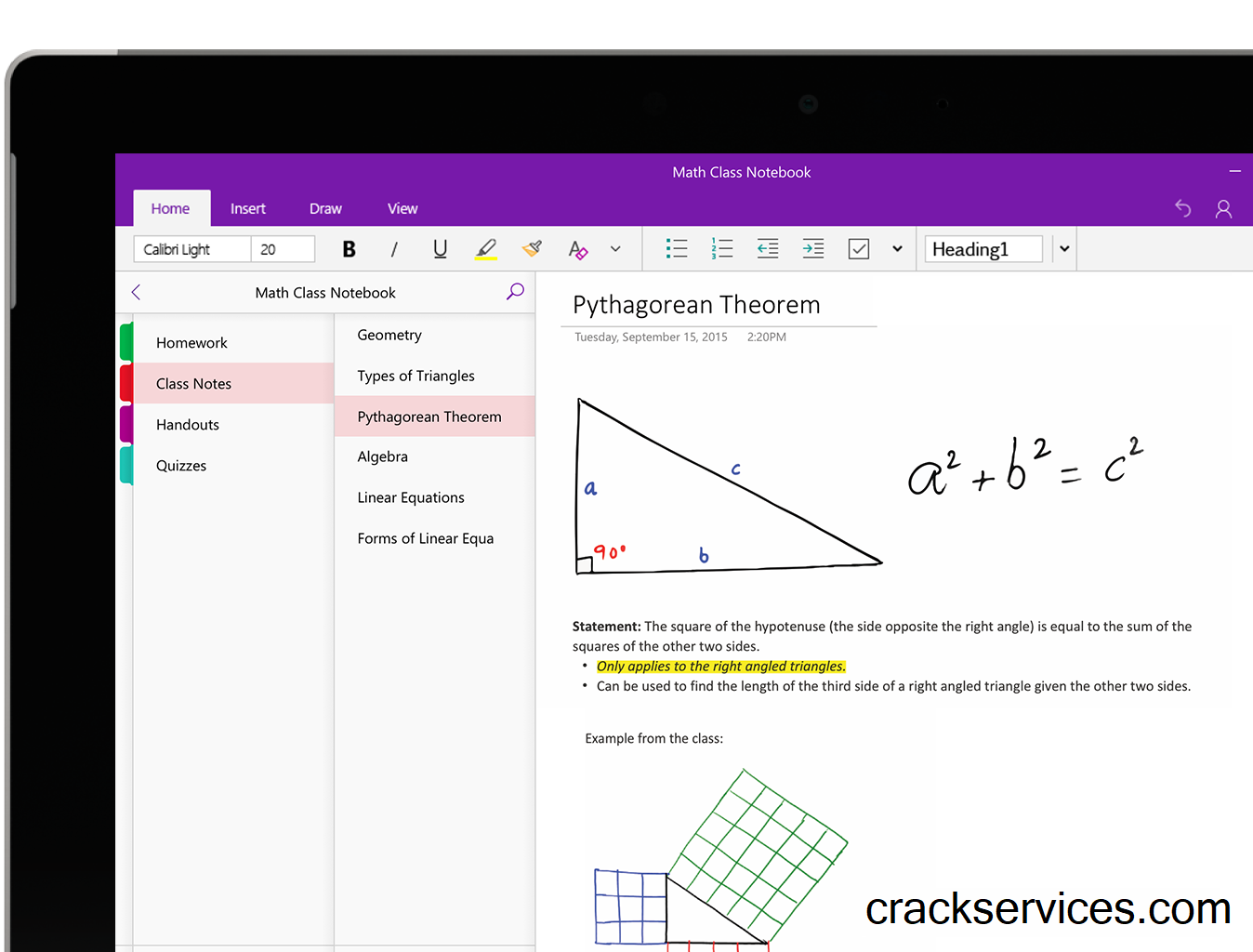 Microsoft OneNote Crack 16.44 with Product Key Full 2021