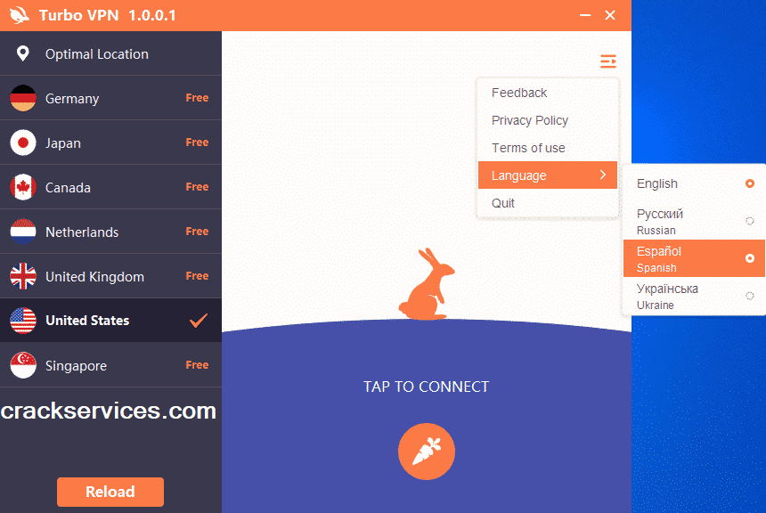 TurboVPN 6.31.5.0 Crack with Serial Key Free Download