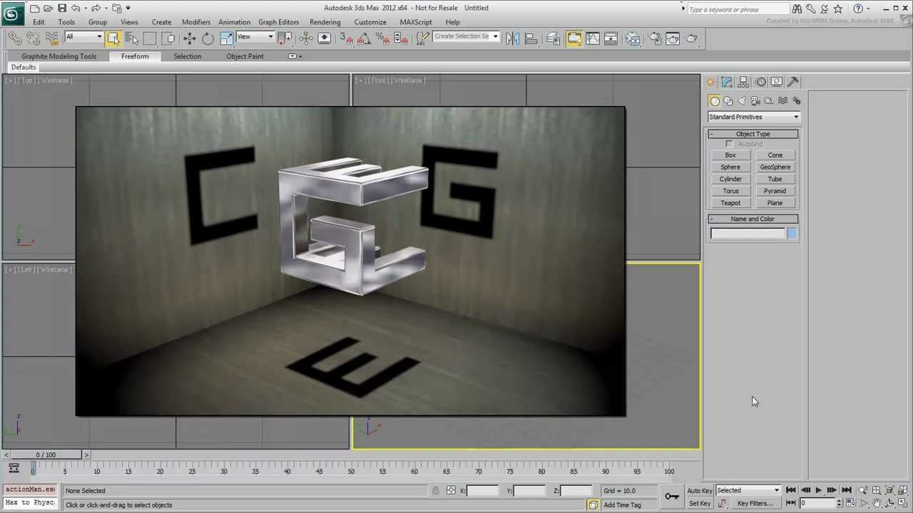 Autodesk 3ds Max Crack With Product Key Free Download till 2050
