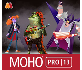 Smith Micro Moho Pro Crack 13.5.1 With Serial Key [2022] Download