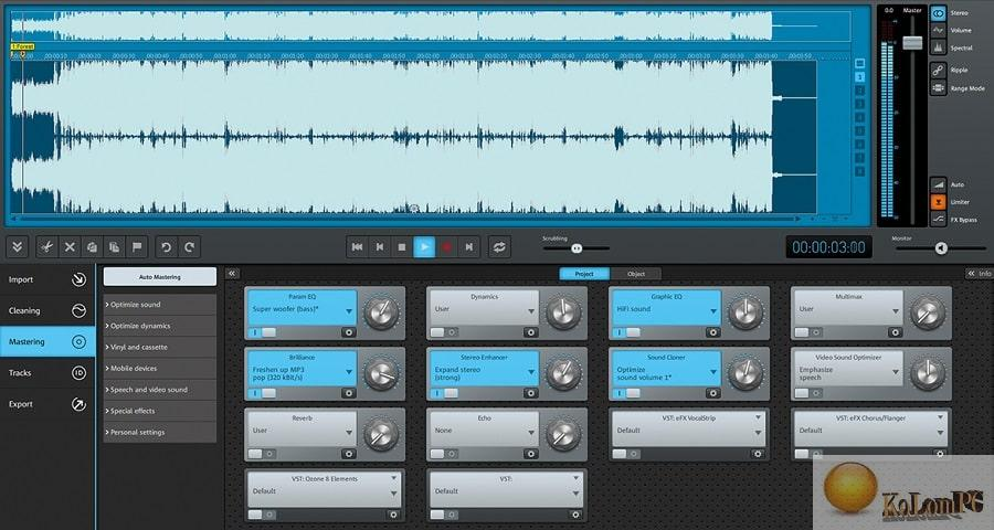 Magix Sound Forge Audio Cleaning Lab v25.0.1.23 Crack [Latest] 2021 Free