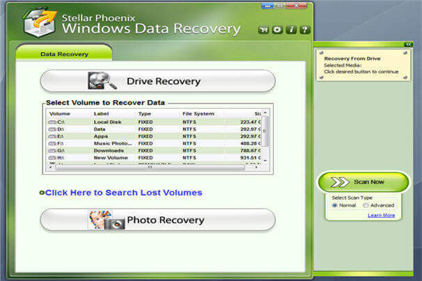Stellar Data Recovery Professional 10.1.0.0 with Crack [Latest]